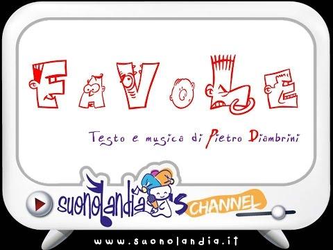 FAVOLE - Canzoni per bambini di Pietro Diambrini