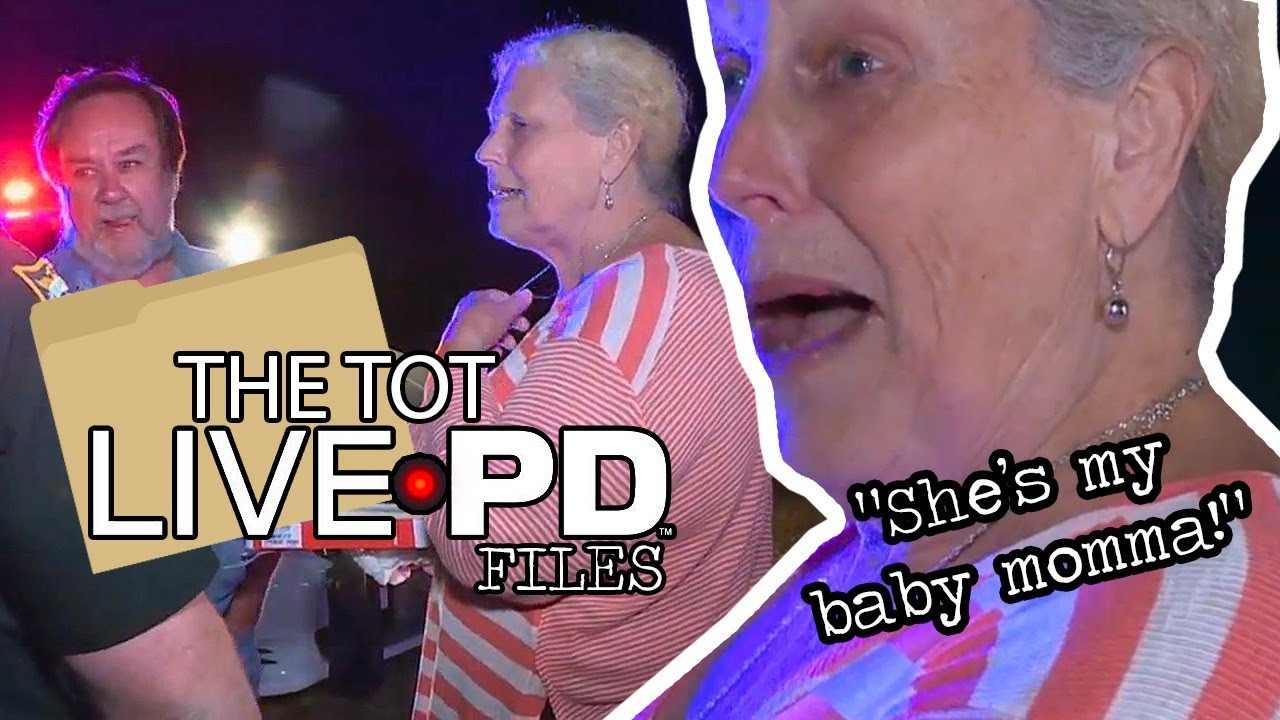 She's MY Baby Momma - Live PD: The Tot Files