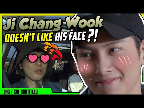 Ji Changwook Doesn't Like His Face? (Yoo Jaesuk: ?_?)(ENG/CHI SUB) | Laborhood On Hire [#tvNDigital]