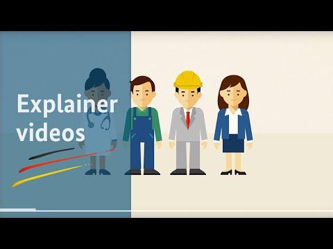 Explainer Video - Job-hunting