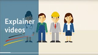 Explainer video: Job-hunting in Germany