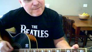 ♪♫ The Beatles - This Boy (Tutorial)