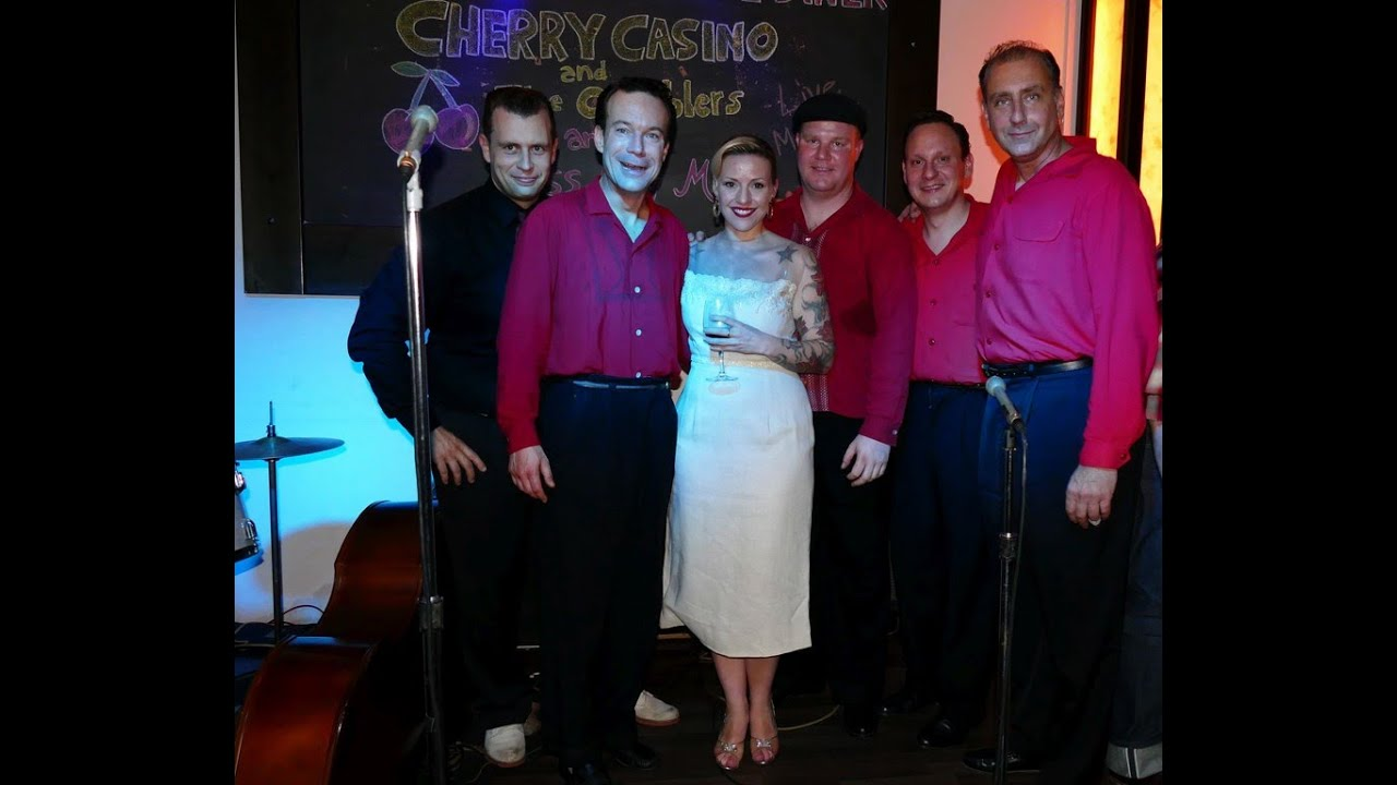 cherry casino and the gamblers