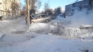 Mondeo 3 1.8, мороз -34, плохой бензин!?
