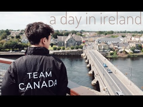 IRELAND TRAVEL VLOG: A DAY IN LIMERICK
