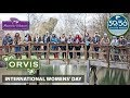 50/50 on the water - International Women's Day with Orvis UK