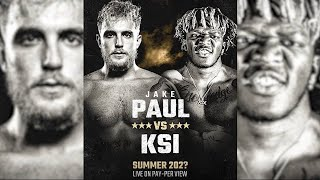 KSI vs Jake Paul | The Final Chapter | (Fight Trailer)