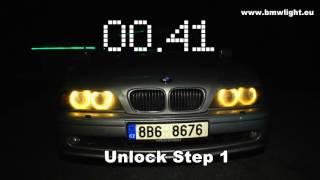 Bmw E38 E39 E52 E53 E46 Welcome And Follow Me Home Light Module With Automatic Unlock