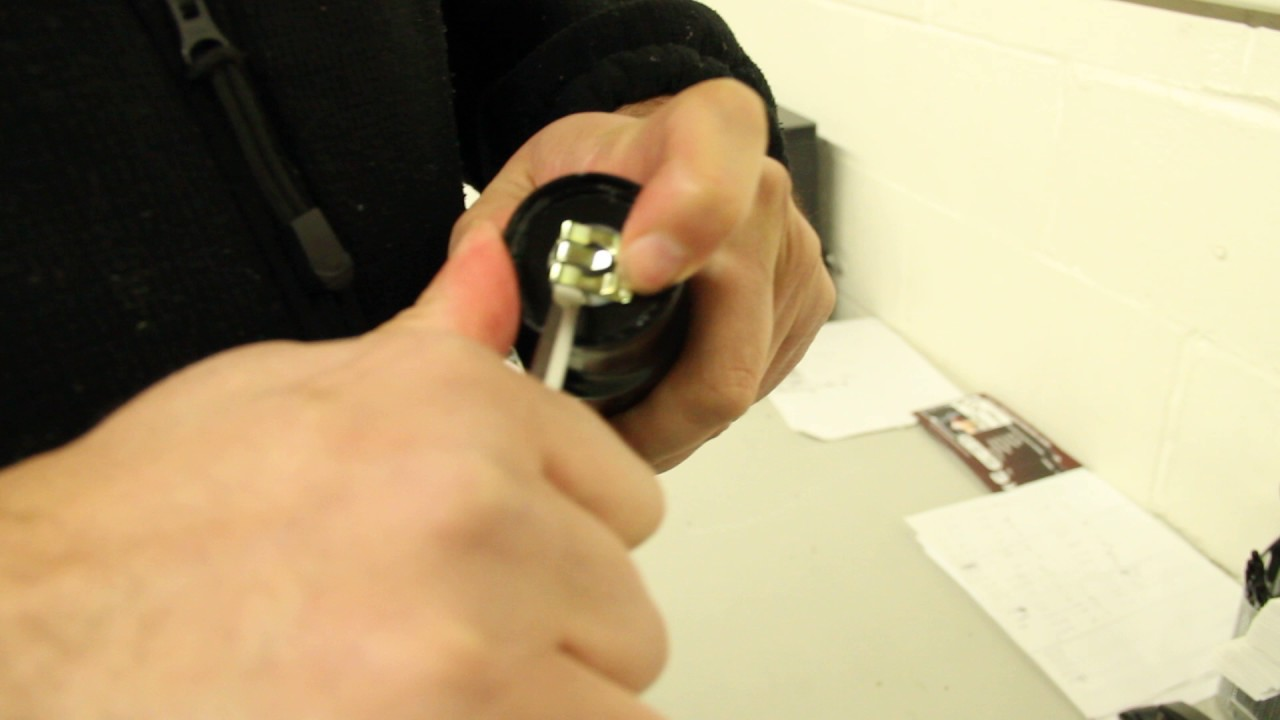 Instructions For Removing The Bottom Bearing Clip From Your Office Chair Shock Youtube