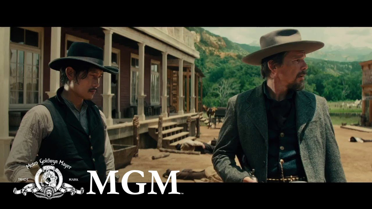 The Magnificent Seven (2016) | Official Trailer [HD]
