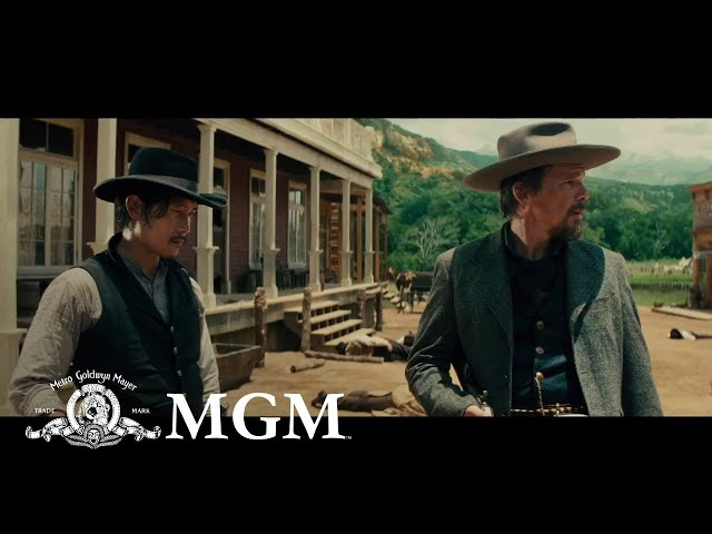 The Magnificent Seven (2016) | Official Trailer