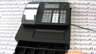 For more information visit: https://www.shopstuff.co.uk casio seg1 cash register demonstration video order the se-g1 here: http://www.sho...
