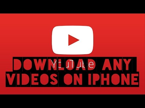 How to download videos on iPhone (Youtube, Facebook or any other websites)