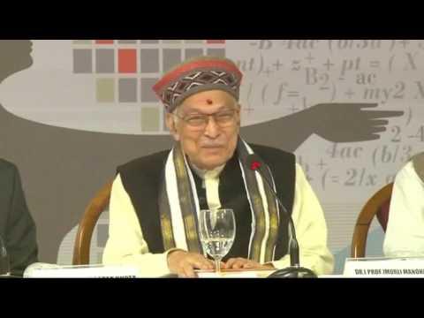 Dr Murli Manohar Joshi