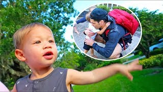 Saying Goodbye Is Never Fun.. (Todd & Corinna) Video