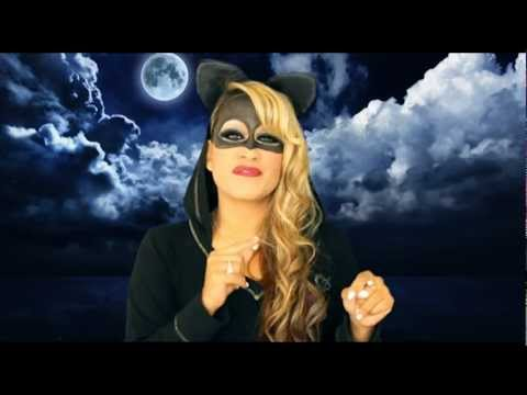 Catwoman Halloween Make up Tutorial - Urban edge