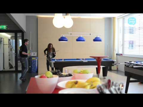 Google Switzerland: Great Place to Work Video 2013
