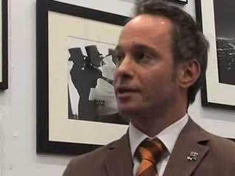 Interview with Gérard Goodrow / Art Cologne 2007
