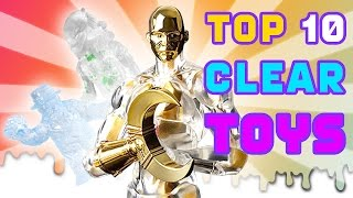 Top 10 Clear Toys - Toy Pizza (Ep. 38)