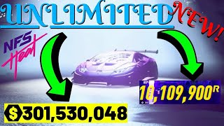 NEW! Earn UNLIMITED MONEY & REP IN NFS HEAT! *SOLO* NEED FOR SPEED HEAT Money Exploit (All Consoles)