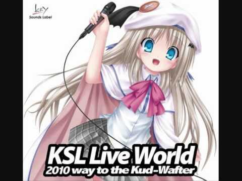 Aoi Tada - Brave Song (KSL Live World 2010)