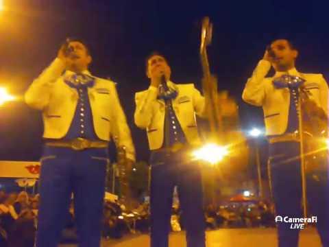 at mariachi plaza l.a