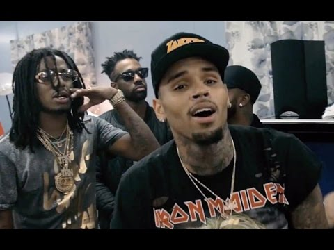 Chris Brown - Just For The Night ft. Quavo, Takeoff & Offset (Migos)