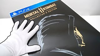 mortal-kombat-11-kollector-s-edition-unboxing-scorpion-mask-original-mortal-kombat-bonus
