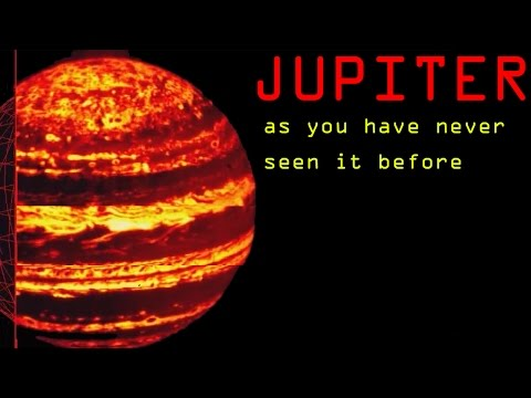 NASA Juno Mission - Jupiter As You Never Seen or Heard It Before : Junoam NEW DATA RECEIVED