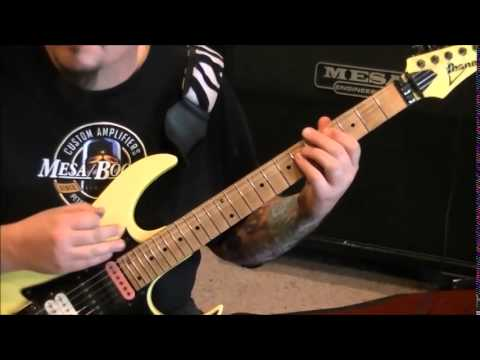 Guns N Roses-My Michelle by Mike Gross(CVT Lesson-Part 1) for Jim Betts