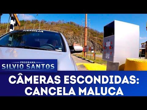 Cancela Maluca | Câmeras Escondidas (26/08/18)