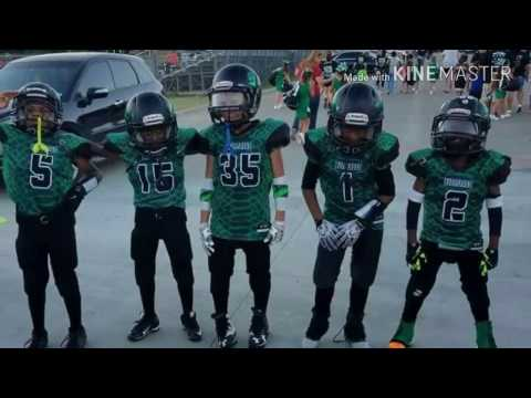 Carmelo Anthony Carter 7u highlights 2016 superbowl Champs