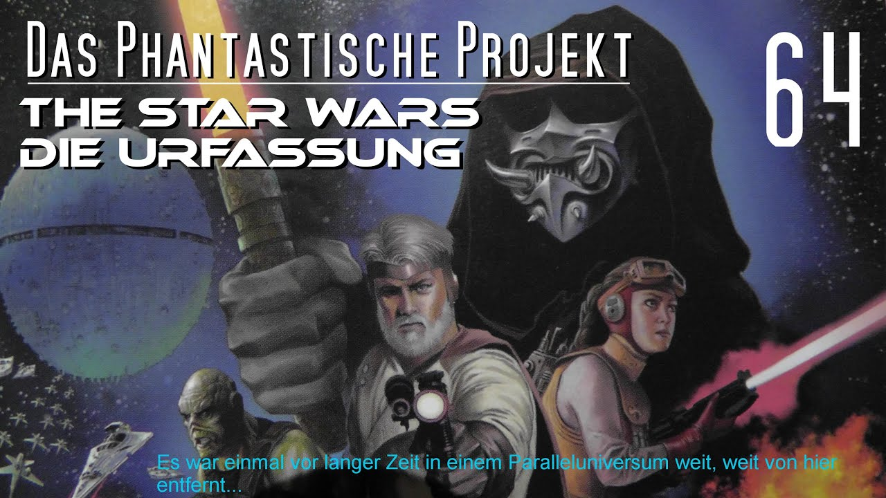 dpp 64 the star wars die urfassung comicrezension youtube