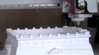 Simultaneous 4 Axis Cnc Router 2030 Xyz Cam,p4-1 With C Axis