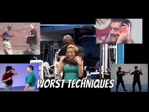 The Most Hilarious Martial Arts Techniques Ever