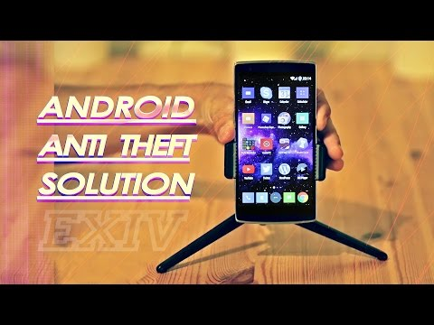 Anti Theft Solution On Android