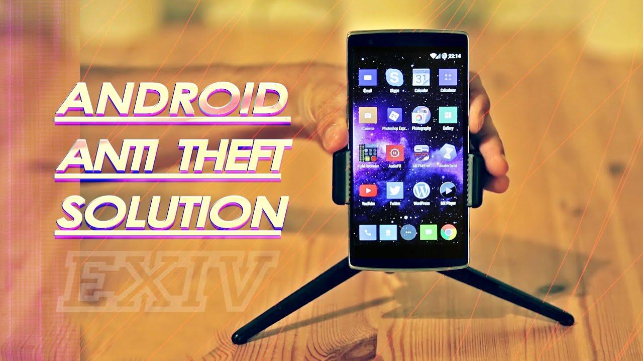 Prevent shutdown for anti theft - OnePlus Community