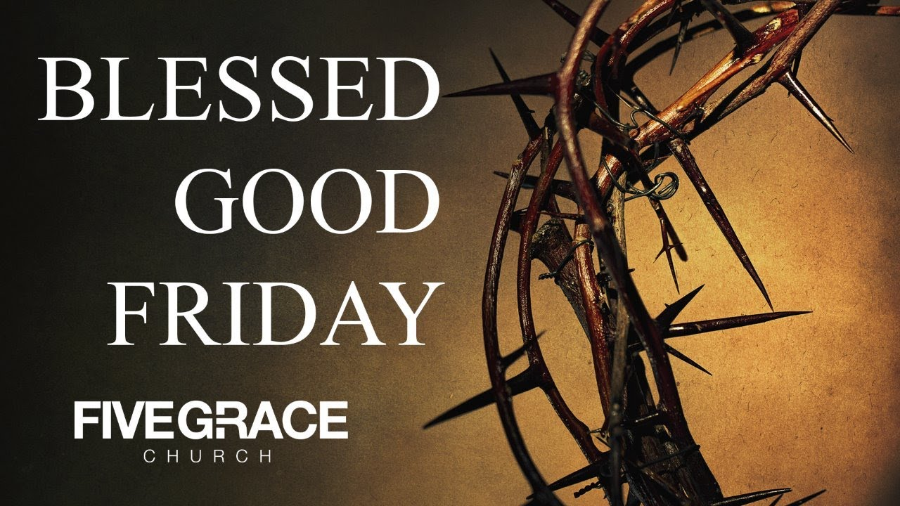 Good Friday Live Service 10th April 2020