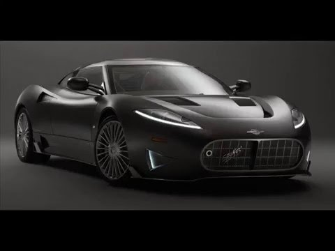 Introduced Spyker C8 Preliator
