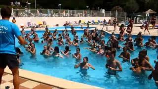 Camping Le Cadoret - Danse de l'été 2014 - Hey Baby