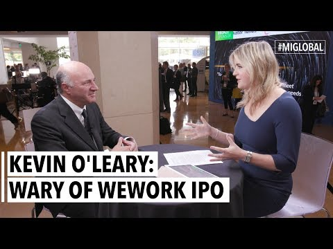 Kevin O'Leary: Wary of WeWork IPO