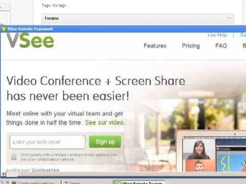 VSee API - Build Secure Video & Chat Into Your Website or App
