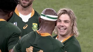 Faf De Klerk AKA the giant slayer