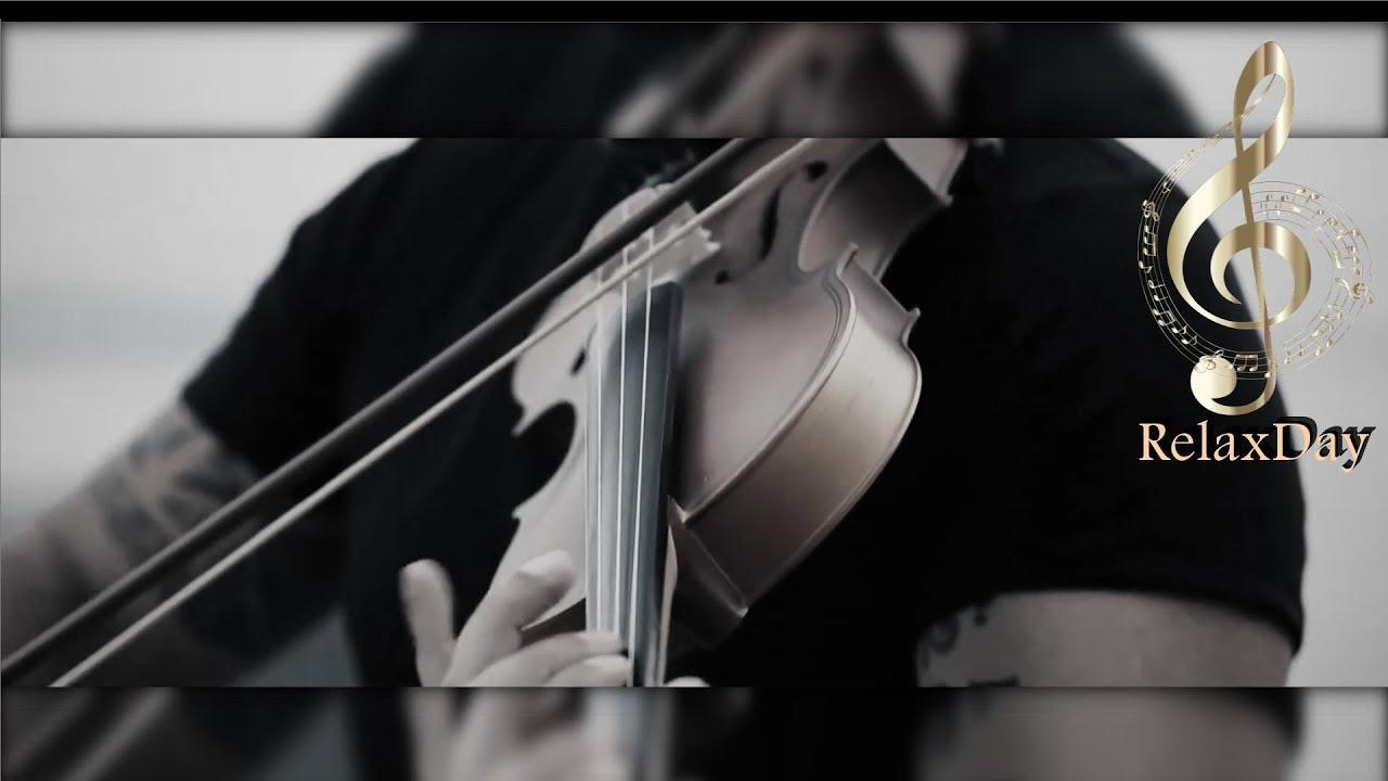 موسيقى حزينة وكمان يبكي | Damla Damla - Violin Cover by Roni Violinist