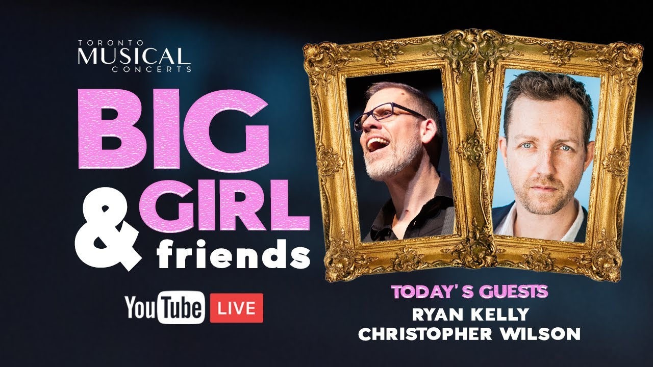 BIG GIRL & Friends #71 (supporting The AFC) featuring RYAN KELLY & CHRISTOPHER WILSON