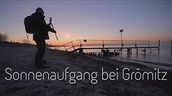 Sonnenaufgang bei Grömitz