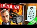 ETAJUL 1.000.000 in LIFTUL VR ! (HTC VIVE) SPECIAL!