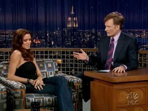 Conan O'Brien 'Shannon Elizabeth 2/25/05