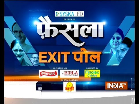India TV-CNX Exit Polls   BJP likely to form govts in MP, Chhattisgarh; Congress in Rajasthan