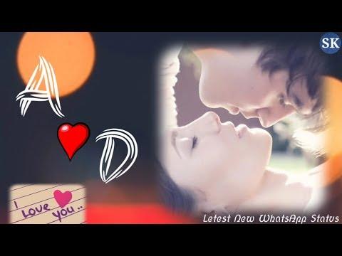A Love D Letter WhatsApp Status | A💞D Name | A💞D Naam | A💞D Alphabet | A Love D | WhatsApp Status